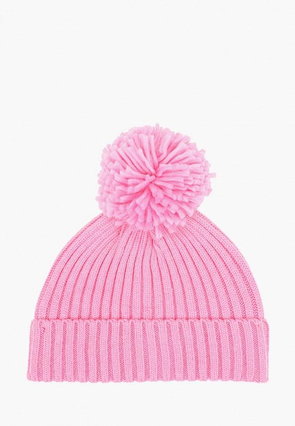 шапка marks & spencer для девочки, розовая