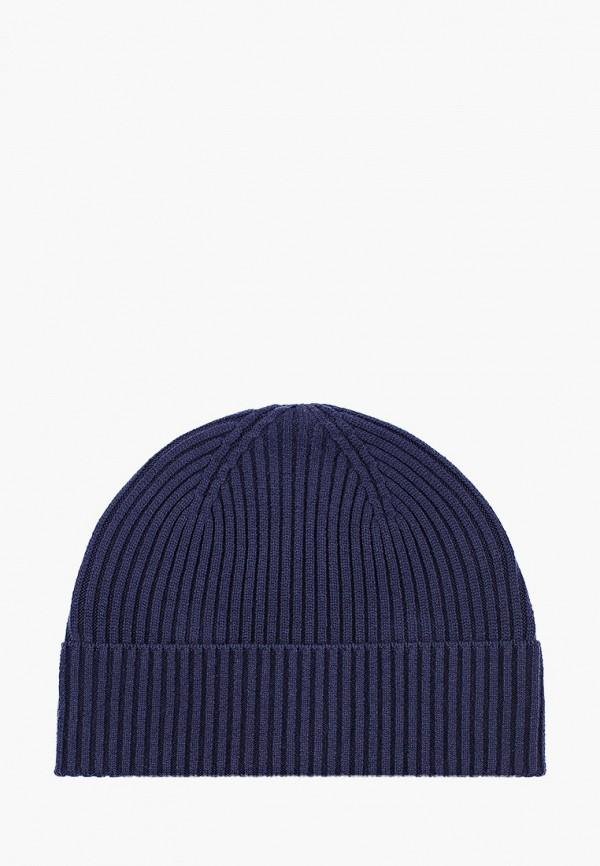 мужская шапка marks & spencer, синяя