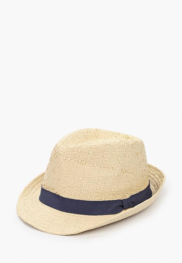 мужская шляпа marks & spencer, бежевая