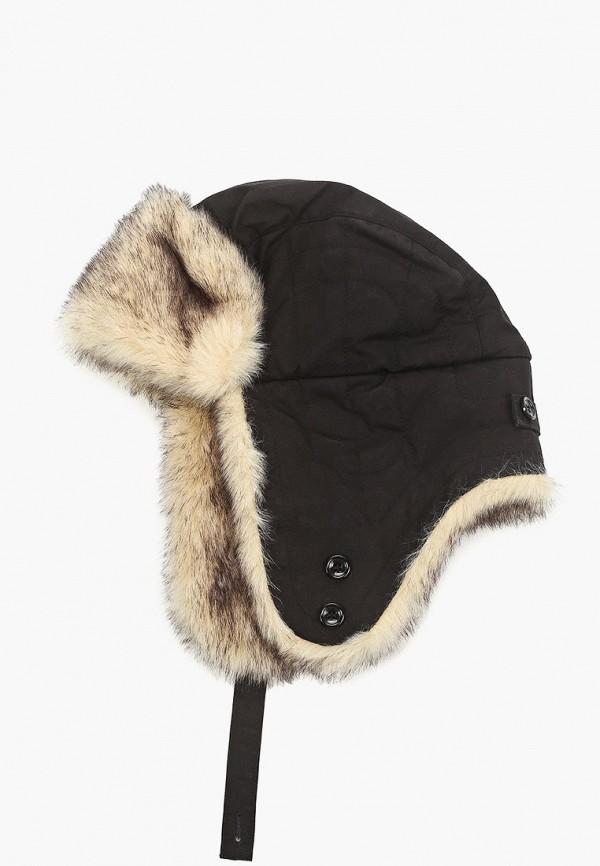 мужская шапка marks & spencer, черная