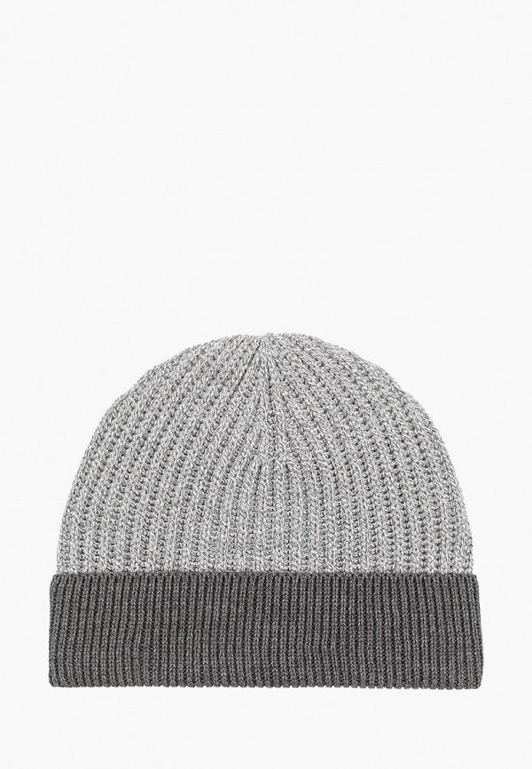 мужская шапка marks & spencer, серая