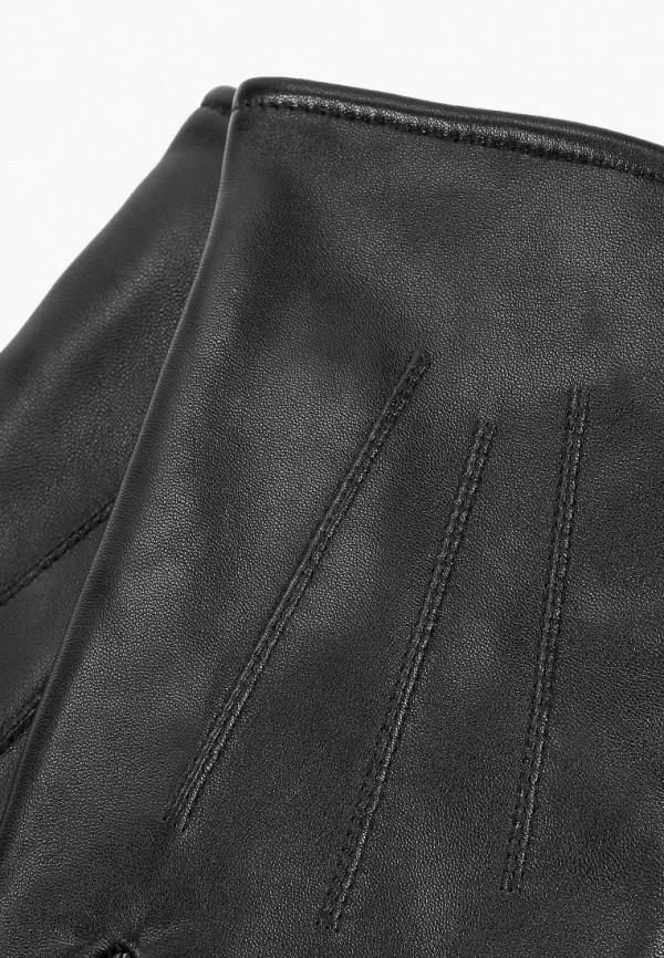 Фото 2 - Перчатки Marks & Spencer черного цвета