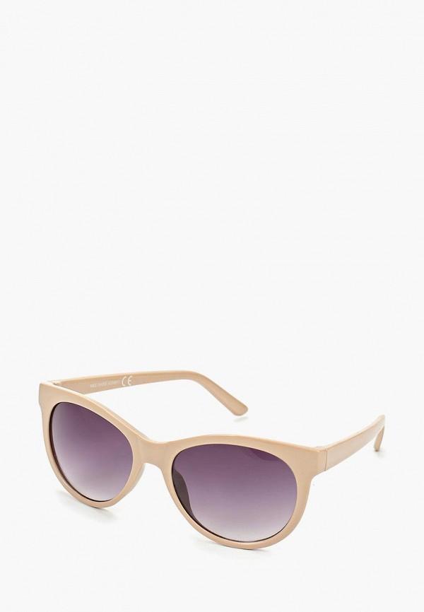 женские солнцезащитные очки marks & spencer, бежевые