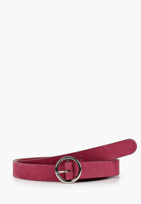 женский ремень marks & spencer, розовый
