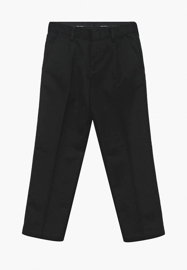брюки marks & spencer для мальчика, черные