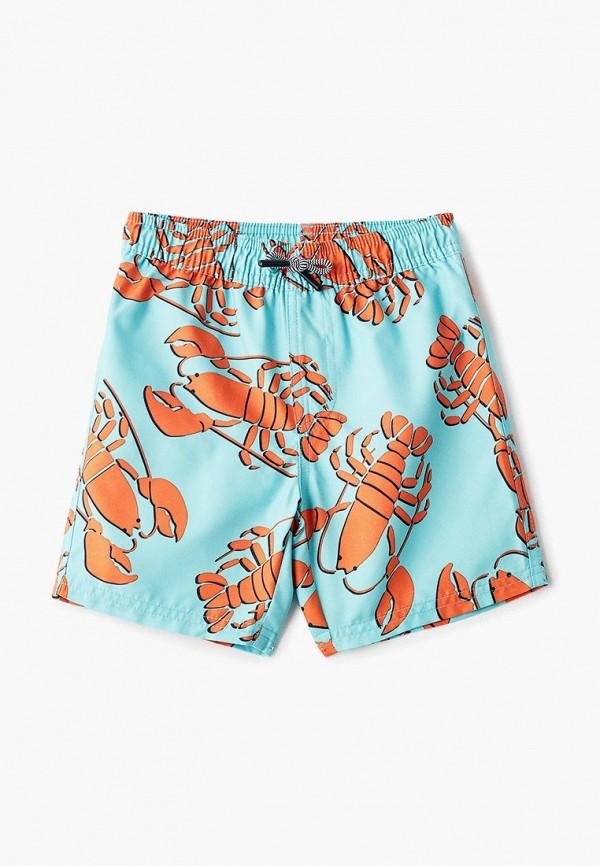 Купить Шорты для плавания Marks & Spencer, ma178ebefvv9, бирюзовый, Весна-лето 2019