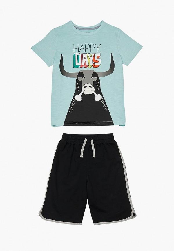 Фото - Пижама Marks & Spencer разноцветного цвета