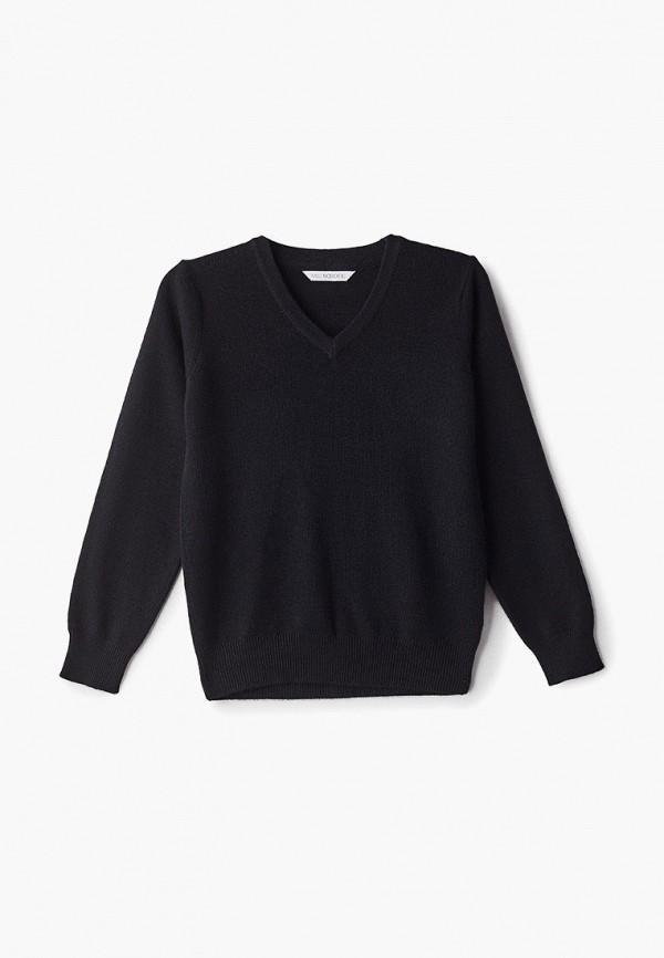 пуловер marks & spencer для мальчика, черный