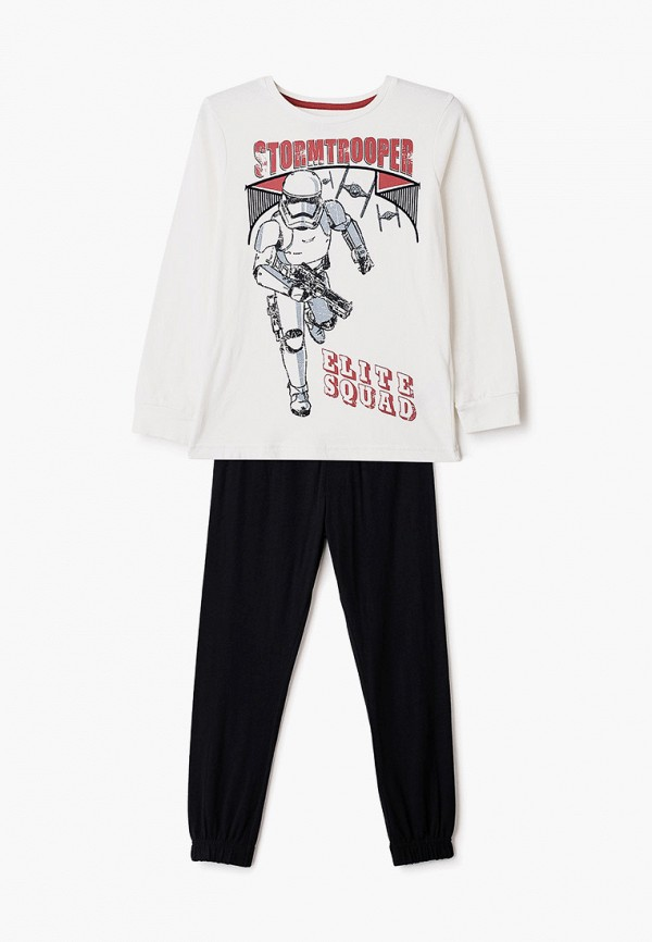 пижама marks & spencer для мальчика, разноцветная