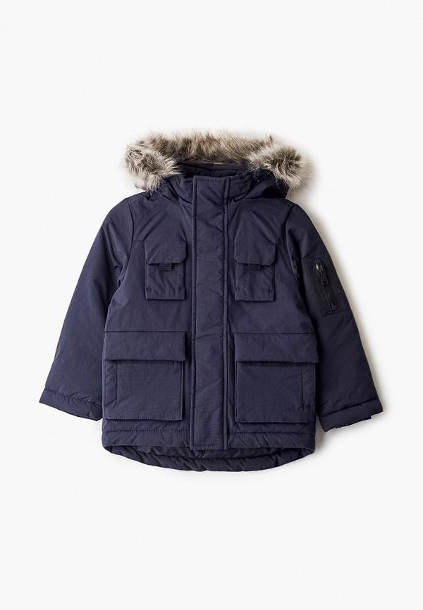 куртка marks & spencer для мальчика, синяя