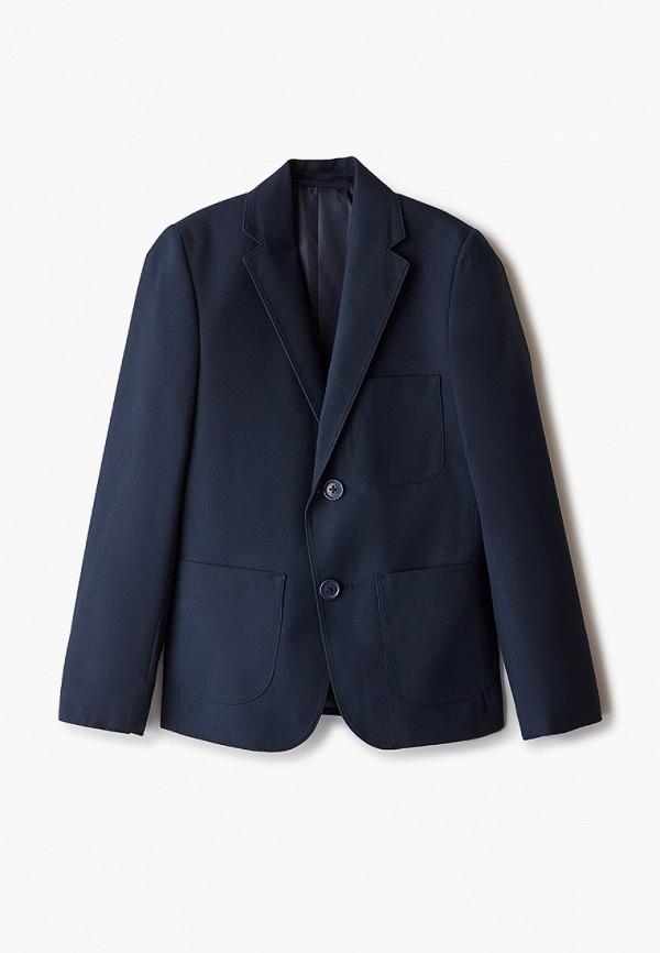 пиджак marks & spencer для мальчика, синий