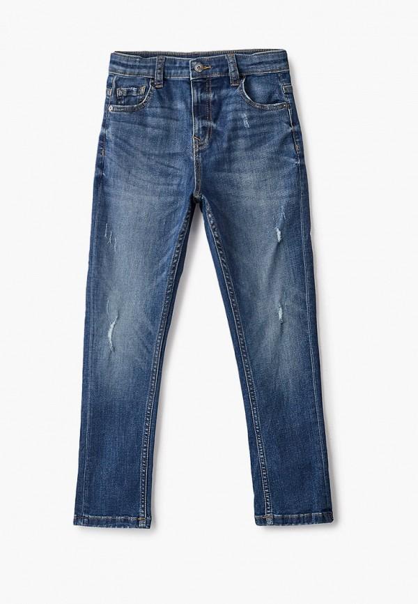 джинсы marks & spencer для мальчика, голубые