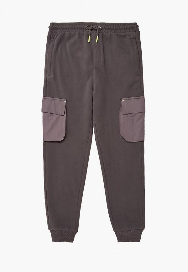 брюки marks & spencer для мальчика, коричневые