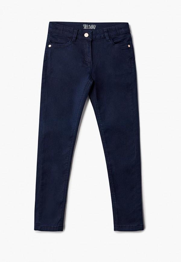 джинсы marks & spencer для девочки, синие