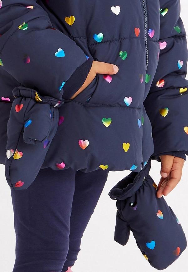 Куртка для девочки утепленная Marks & Spencer T775184WF4 Фото 3