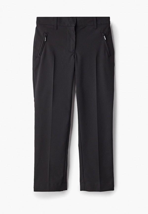брюки marks & spencer для девочки, черные