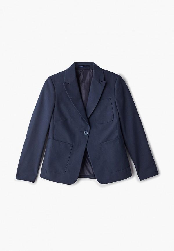 пиджак marks & spencer для девочки, синий
