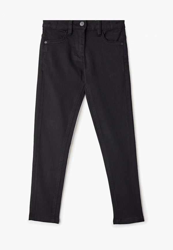 джинсы marks & spencer для девочки, черные
