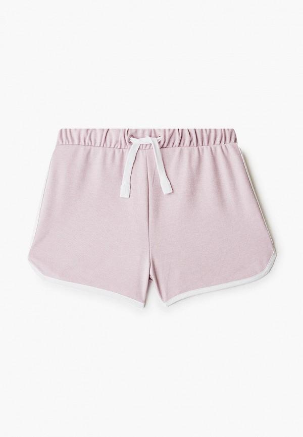 шорты marks & spencer для девочки, розовые