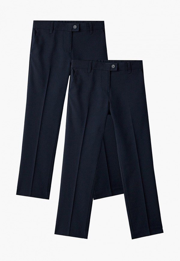 брюки marks & spencer для девочки, синие