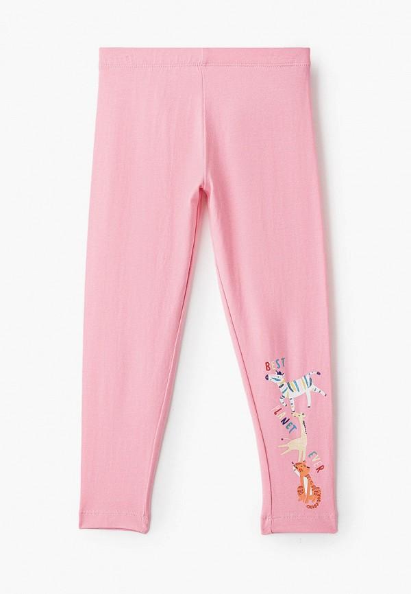 леггинсы marks & spencer для девочки, розовые