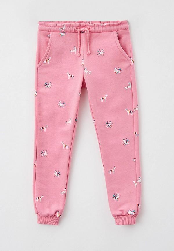 спортивные брюки marks & spencer для девочки, розовые