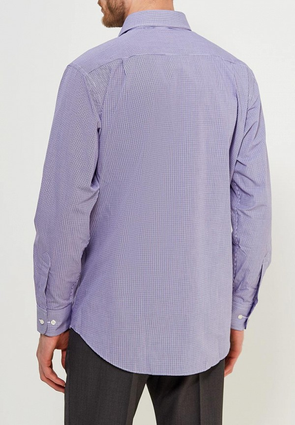 Фото 3 - Рубашку Marks & Spencer фиолетового цвета