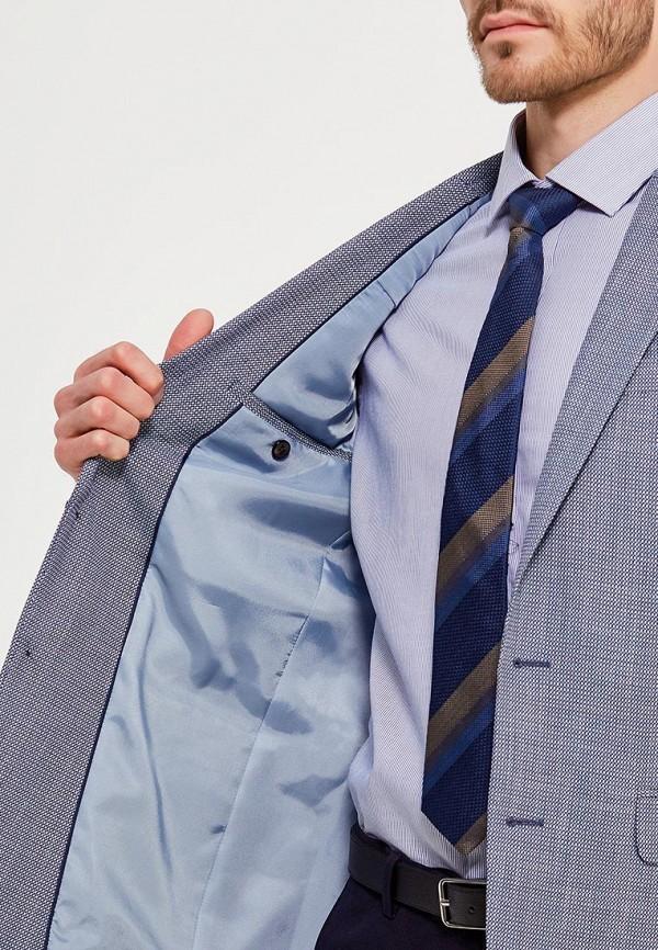 Фото 4 - Пиджак Marks & Spencer синего цвета