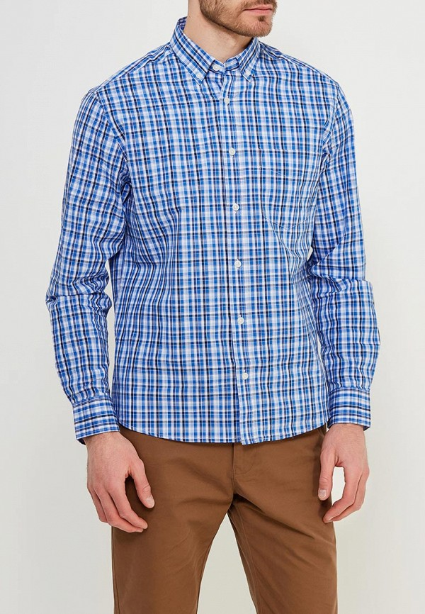 Купить Рубашка Marks & Spencer, MA178EMALED2, синий, Весна-лето 2018