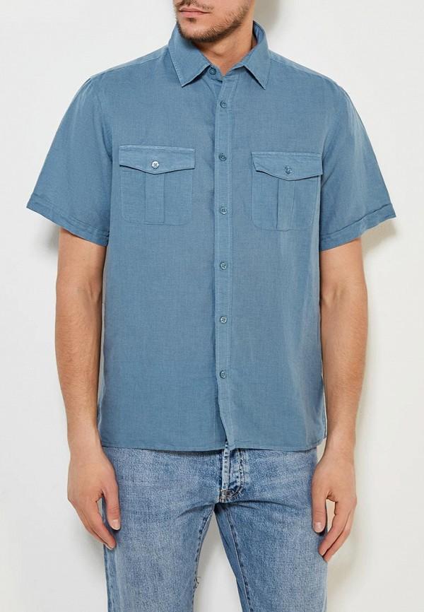 Купить Рубашка Marks & Spencer, MA178EMALED7, синий, Весна-лето 2018