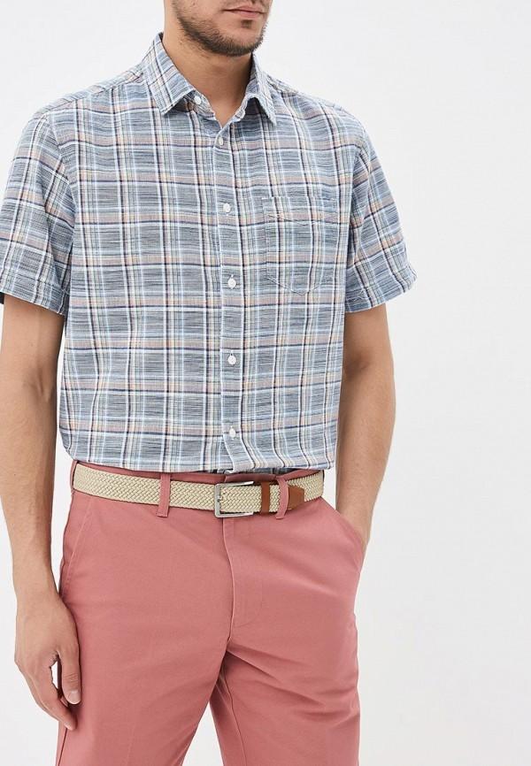 Купить Рубашка Marks & Spencer, MA178EMBJLD1, синий, Весна-лето 2018
