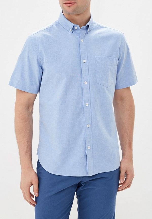 Купить Рубашка Marks & Spencer, MA178EMBJLD9, голубой, Весна-лето 2018
