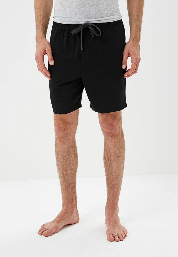 мужские шорты marks & spencer, черные