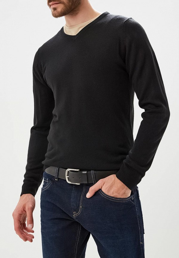 Фото - Пуловер Marks & Spencer черного цвета