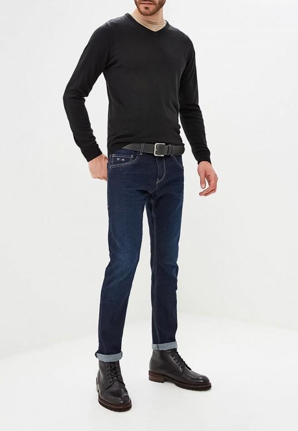Фото 2 - Пуловер Marks & Spencer черного цвета