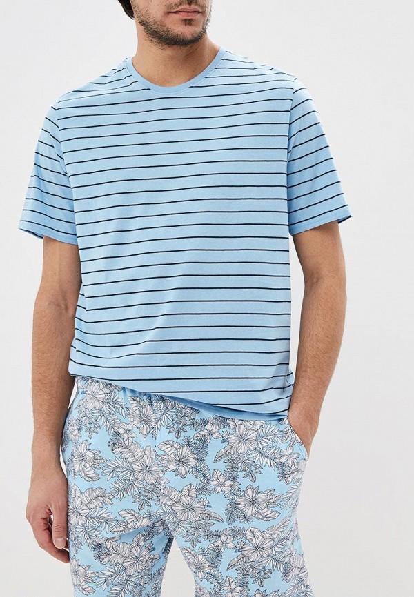 Купить Пижама Marks & Spencer, ma178emdwjg4, голубой, Весна-лето 2019
