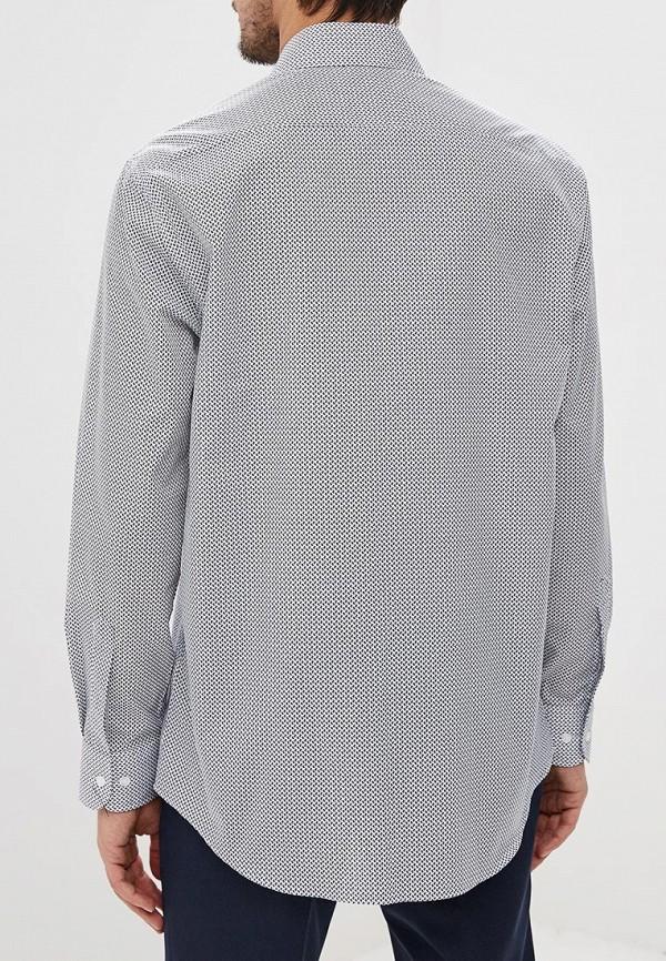 Фото 3 - Рубашку Marks & Spencer белого цвета