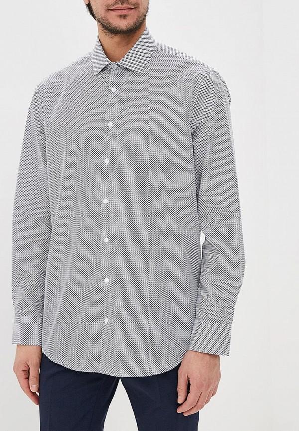 Фото 4 - Рубашку Marks & Spencer белого цвета