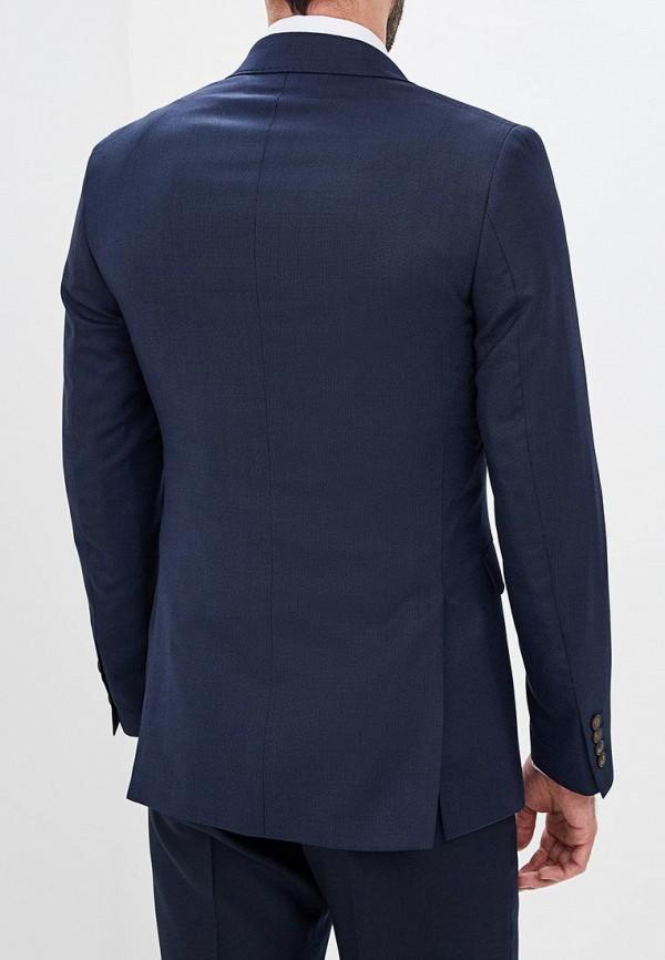 Фото 3 - Пиджак Marks & Spencer синего цвета