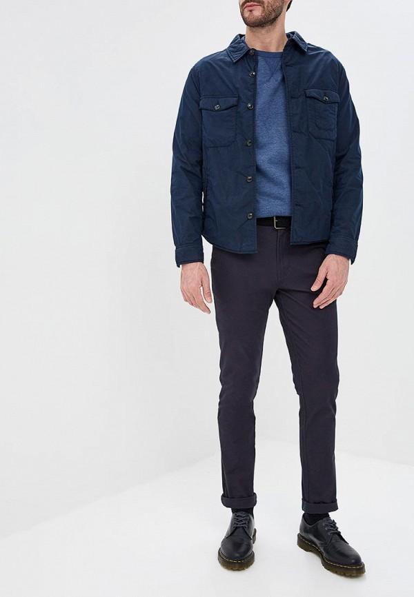 Фото 2 - Свитшот Marks & Spencer синего цвета