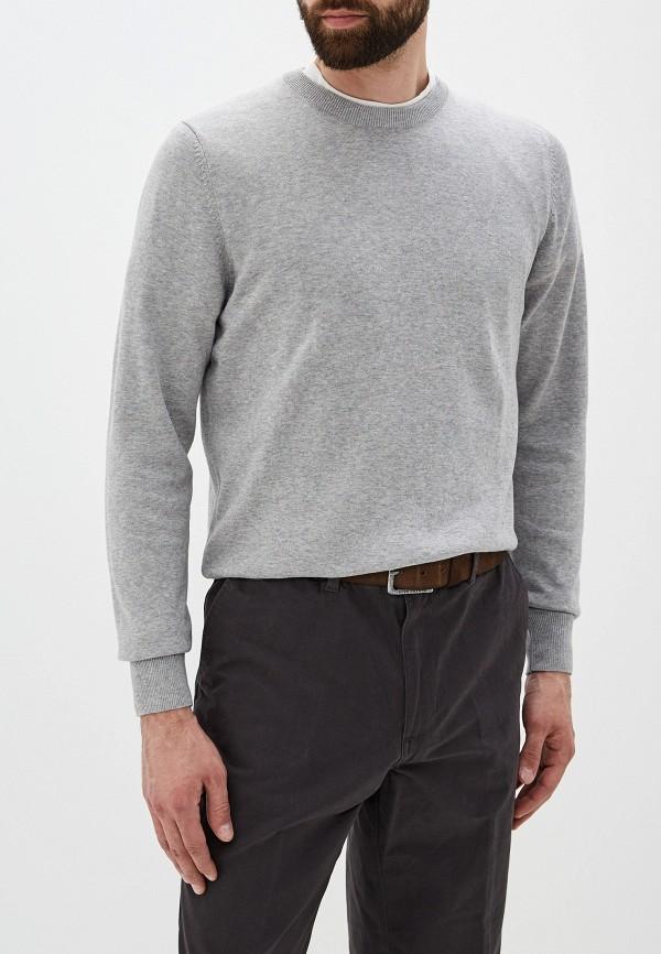 мужской джемпер marks & spencer, серый