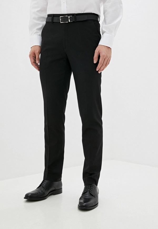 мужские повседневные брюки marks & spencer, черные