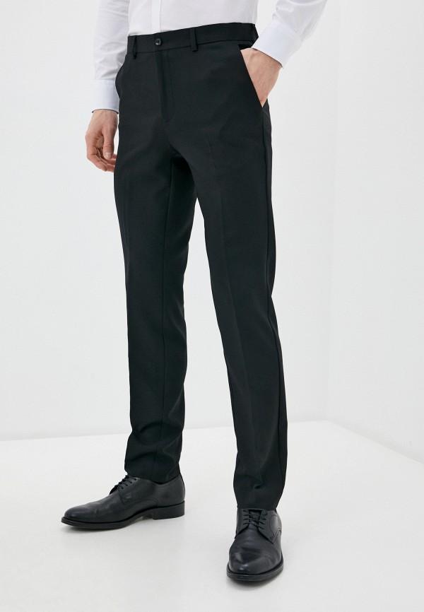 мужские брюки marks & spencer, черные