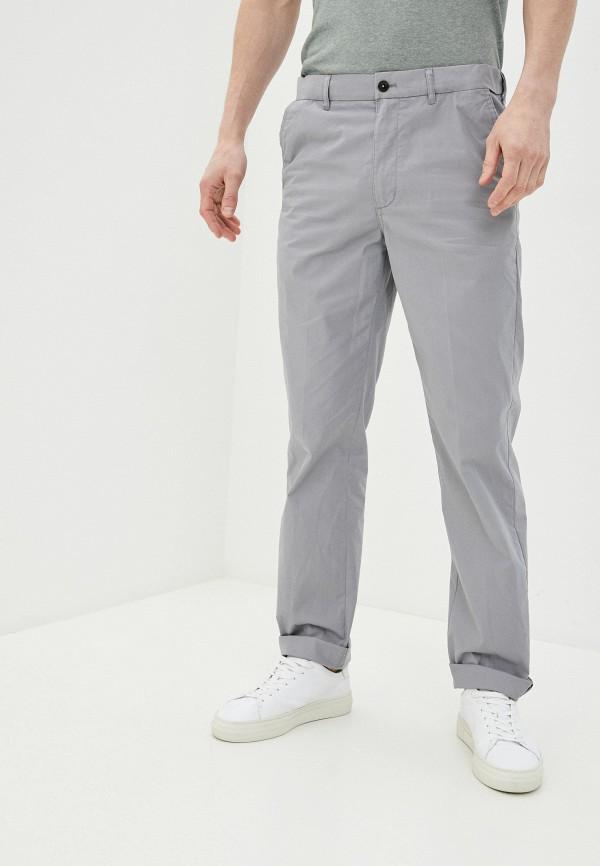 мужские брюки marks & spencer, серые