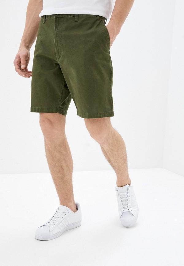 мужские повседневные шорты marks & spencer, хаки