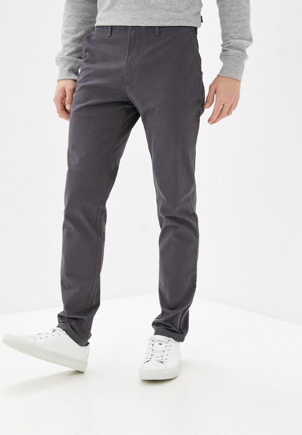 мужские брюки чинос marks & spencer, серые