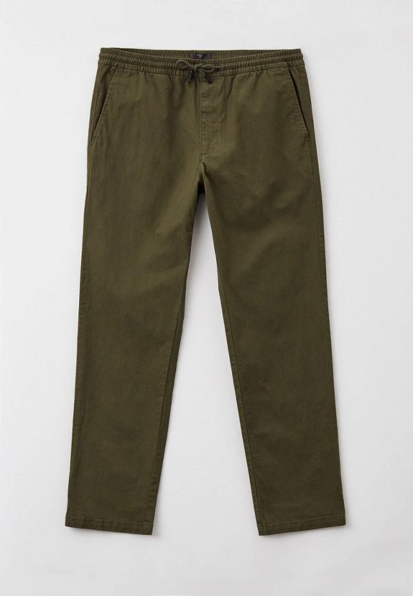 мужские брюки marks & spencer, хаки