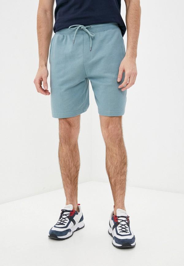 мужские спортивные шорты marks & spencer, зеленые