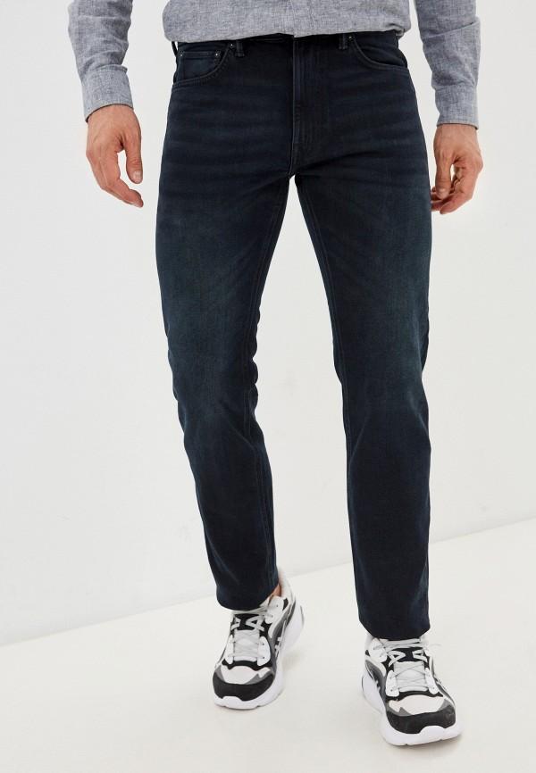 мужские джинсовые шорты marks & spencer, синие