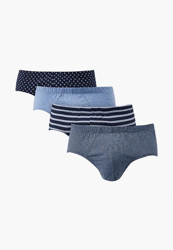 мужские трусы marks & spencer, синие